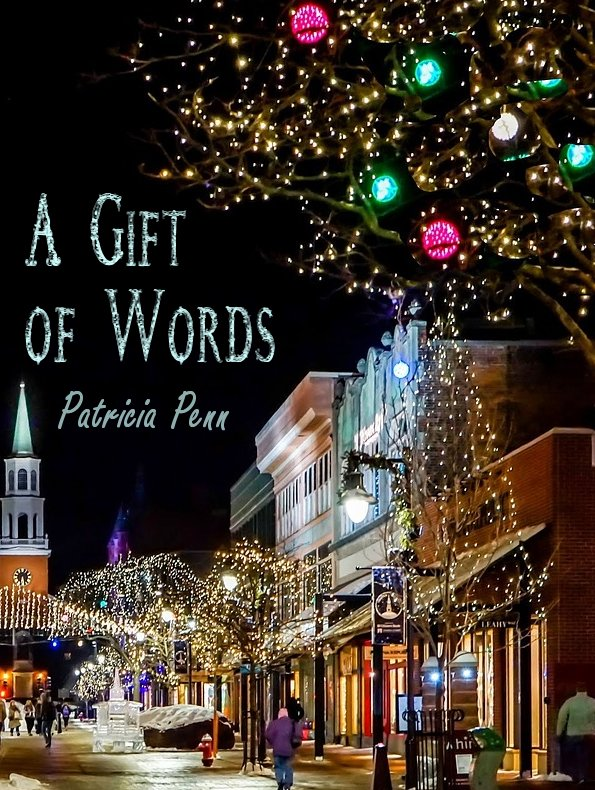 Cover of the LGBT ebook A Gift of Words by Patricia Penn